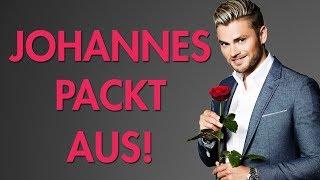 Bachelorette 2017 Johannes Haller packt aus: So war es wirklich!