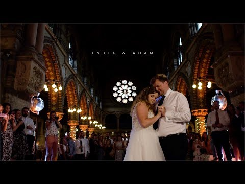 Lydia & Adam | Alternative Wedding Video at St Stephen's | Hampstead | London