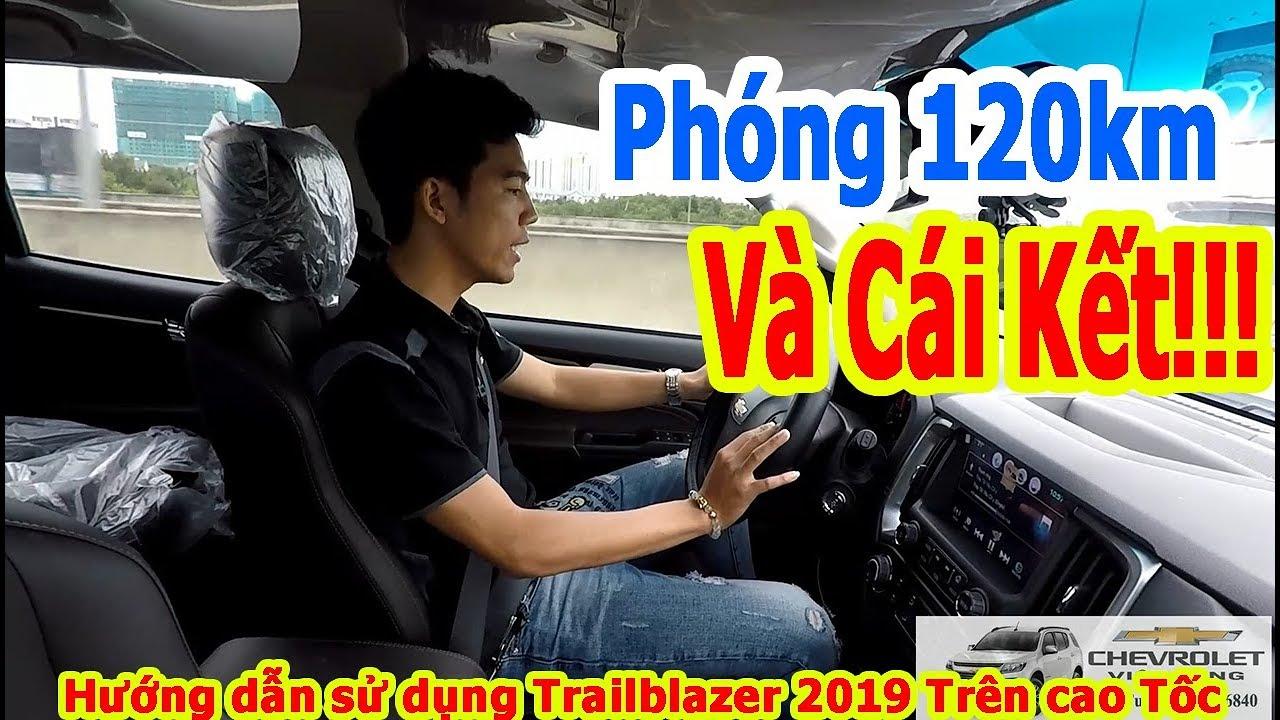 [Chevrolet Việt Long] 🚘Hướng dẫn sử dụng và Đánh giá Trailblazer 4×4, Cao Tốc Long Thành Dầu Giây🚘