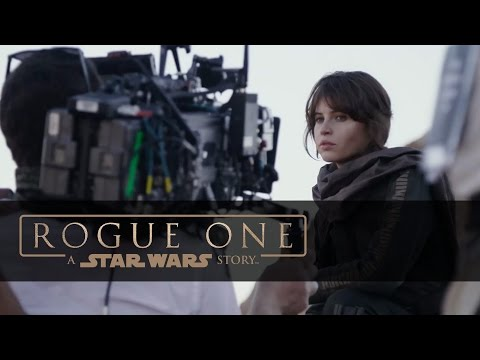 """Rogue One: A Star Wars Story """"Introducing Jyn Erso"""" Featurette"""