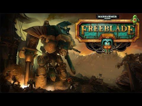 Warhammer 40,000: Freeblade (iOS/Android) Gameplay HD