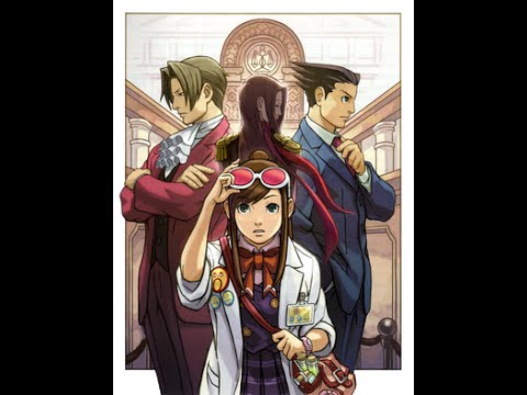 Phoenix Wright: Ace Attorney (Part 25) Rise from the Ashes - Chief Prosecutor is a murderer?!
