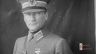 Atatürk: Ne mutlu Türküm diyene!