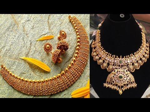 22k Gold Indian Jewellery Designs (part 21)