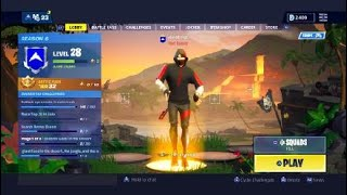 Fortnite New Free iconic Skin Brand New Galaxy Bundle (iconic skin + Scenario emote)