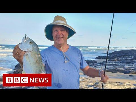 Coronavirus: Lockdown on a deserted Australian Island - BBC News