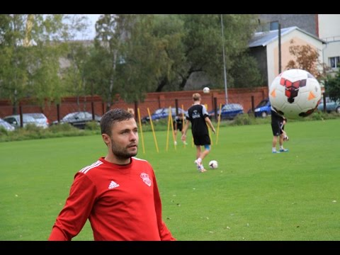 LSSS U14 trenējas kopā ar FK Liepāja