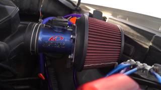Нулевик Apexi power intake в 1mz-fe toyota harrier(, 2013-09-01T08:53:30.000Z)
