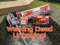 An Exclusive First Look At The New Walking Dead Blasters + Katana