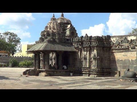 Amritheshwara Temple Annigeri {Poet Pampa's Birth Place}