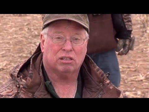 Open Field Duck Hunting near Enid, Oklahoma