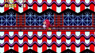 "[TAS] Genesis Sonic 3 & Knuckles ""Knuckles"" by Evil_3D, WST & Marzojr in 22:07.68 - CamHack"