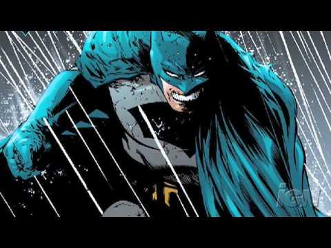 Batman: Battle For The Cowl Part 1
