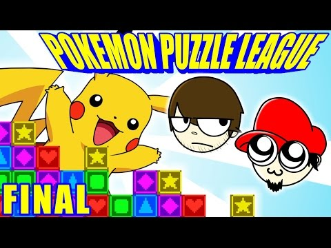 Pokemon Puzzle League – TENHO MEDO DE TETRIS DO ZEEBO! – 03 – Cartuchito