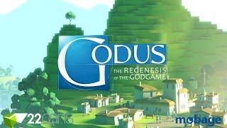 Godus - iOS / Android - HD (Sneak Peek) Gameplay Trailer
