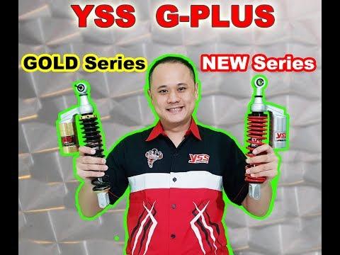 YSS G Plus 4G (Gold Series vs Silver New Series)