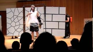Odyssey of the Mind World 2014 - Northern Kentucky University - Not So Haunted House