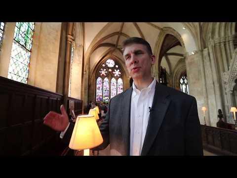 UVU President Matthew Holland at Oxford University (part 1)  | Deseret News