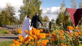 Максим и Ольга Туронки. Свадьба 28.09.2013