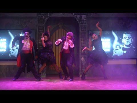 Ramalama Bang Bang by Roisin Murphy - Halloween Show @ IMG World of Adventures by Diverse