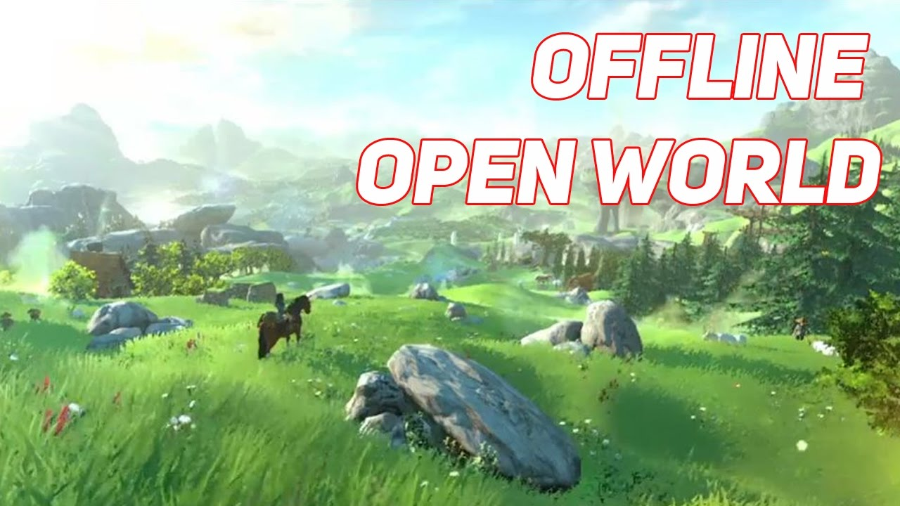Top 5 Offline Open World Games Android/IOS 2017