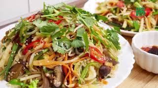 Ăn chay và những lợi ích... không ngờ | VTC14