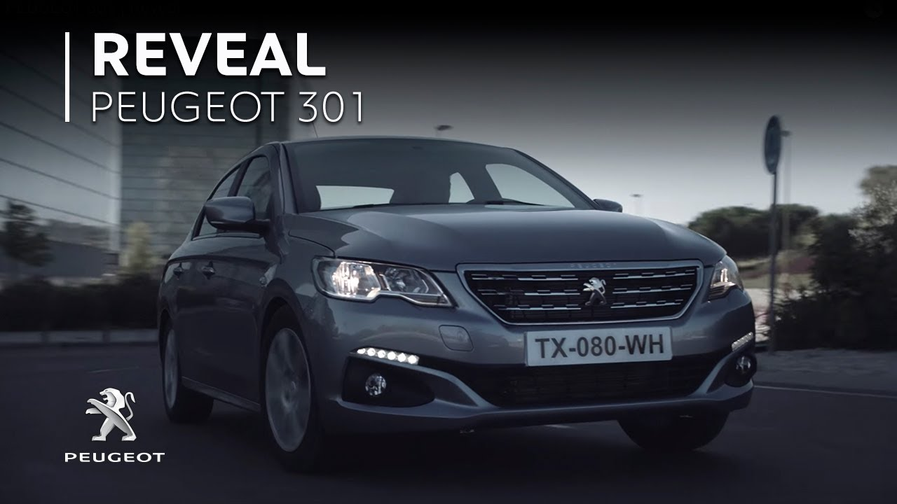 Peugeot 301 Reveal Youtube