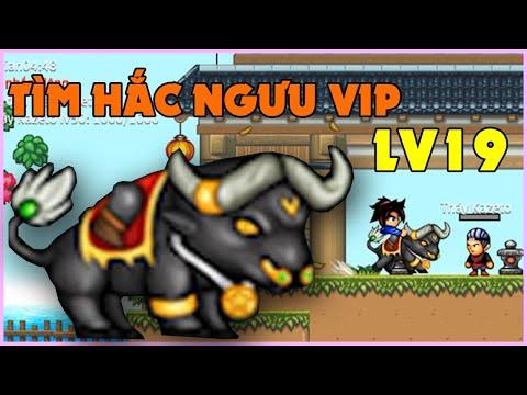 tai game ninja school online hack cho pc - Mở Trâu Hắc Ngưu Cho Trùm Tiêu Lv19 | XIAOCAN Chấp Cả Level 50 | Ninja School Online