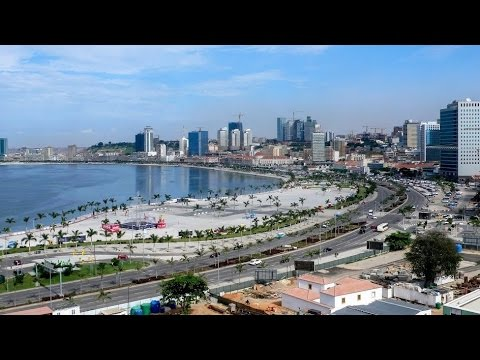Luanda, Angola - most expensive city in the world