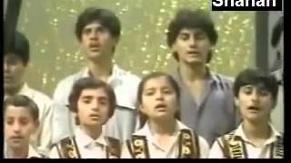 National Song ,Aye Rooh e Quaid Aaj ke Din ,Sajjad Ali , Benjamin sisters