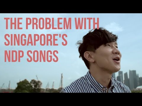 The Problem with Singapore's National Day Songs