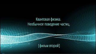 Квантовая физика. Урок 2. Свойства квантовых частиц.