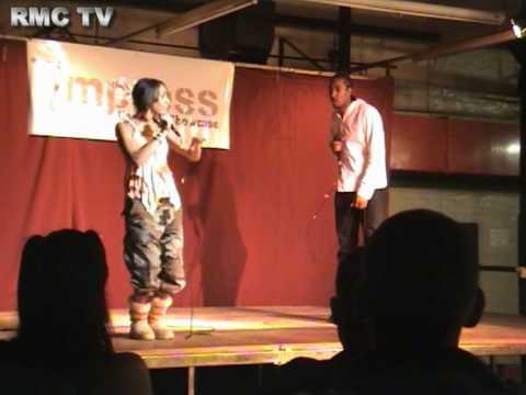 Nat Moore Ft JayGo - Impress Unsigned Showcase on RMC TV