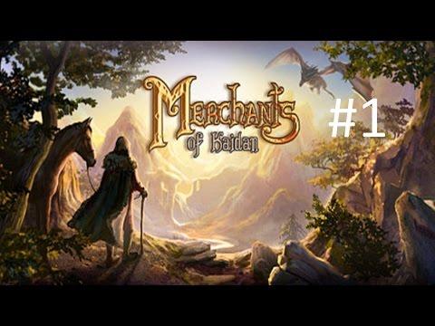 Merchants of Kaidan (#1) - Comércio e quests
