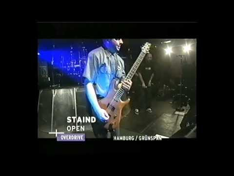 STAIND - Live in Germany (20.08.2001, Full Set) TV-Rip