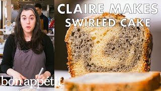 claire-makes-swirled-sesame-cake-from-the-test-kitchen-bon-apptit