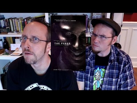 Nostalgia Critic Real Thoughts on - The Purge