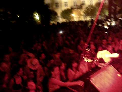 KRSA & the Budapest Riddim Band - Returner riddim live