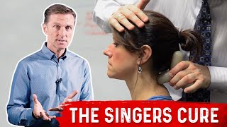 The Singers Cure: For Laryngitis, Hoarseness, Vocal Cord Paralysis & Sore Throats