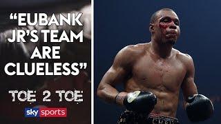 Eddie Hearn on Tony Bellew v David Haye, Eubank Jr's 'clueless' team & Groves/Degale | Toe 2 Toe