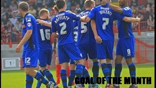 Rochdale AFC Goal of the Month: September 2014