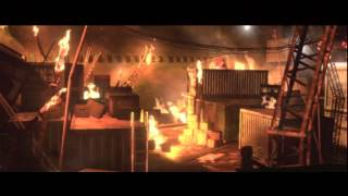 Resident Evil 6 - Leon Campaign: Chapter 4 (Part 1 of 2)