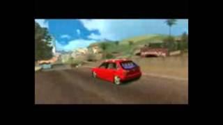 Dando um Rolé de Gol Bola  No GTA San Andreas !!!!