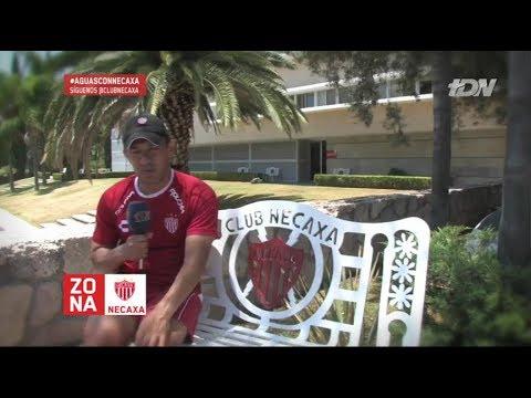 (Necaxa) Entrevista a Ignacio Ambríz (Zona Necaxa)