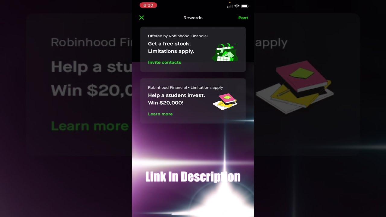 Make Money Online With Robinhood App Link In Description Get Free Stock!