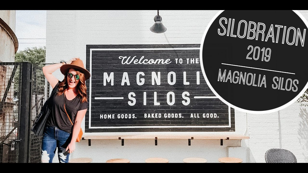 Silobration 2019 Vlog Magnolia Silos Instagram Meet Up Youtube