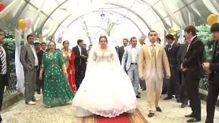 Цыганская свадьба. Встреча молодых в ресторане