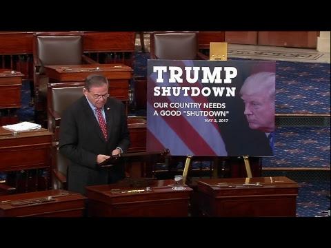 Menendez on How Republican Shutdown Happened