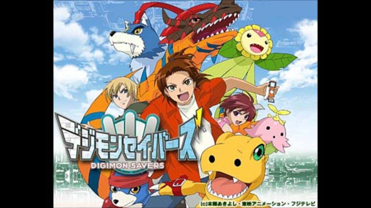Digimon Savers OP 1 Theme Song FULL Gou-ing! Going! My ...