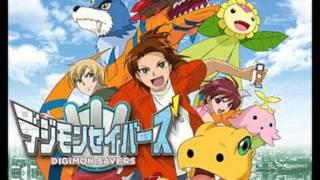 Digimon Savers OP 1 Theme Song [FULL] Gou-ing! Going! My Soul!
